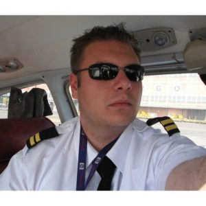 Nikola Davidov-pilot