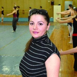 Sanja Sutevska(foto od Globus)
