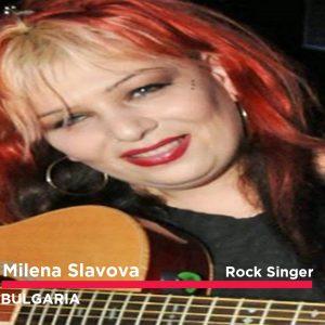 MILENA SLAVOVA