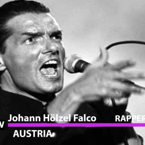 Johann Holzel Falco